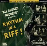 "10""/VA ✦ RHYTHM IN A RIFF ✦ Fantastic Modern Bands Rockabilly Compilation. Hear♫"